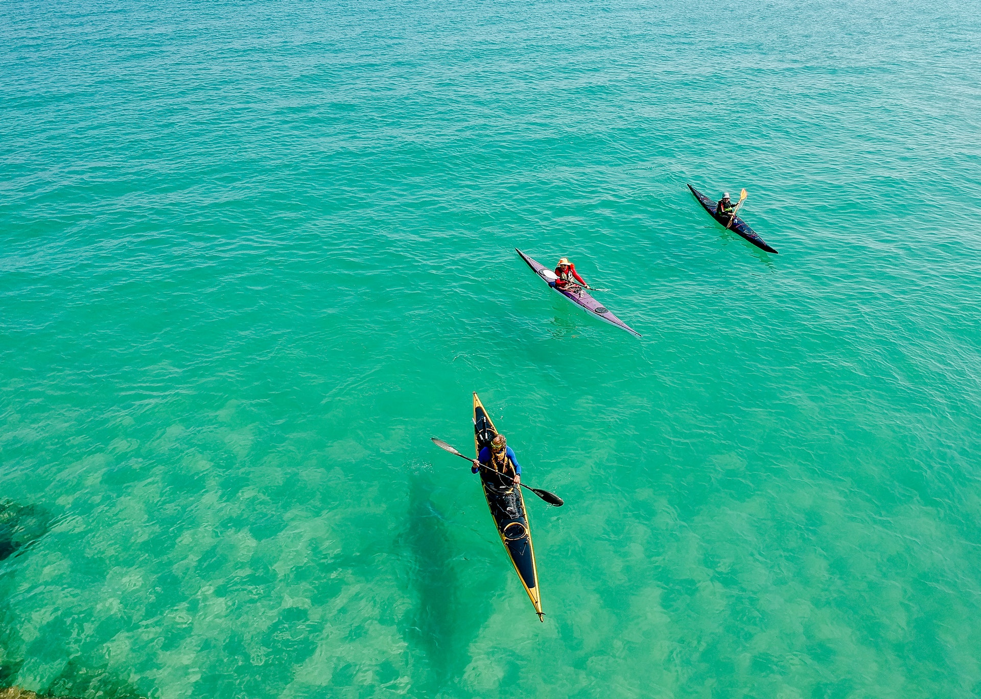 Read more about the article Guide to Kayaking on the Hawaiian Islands